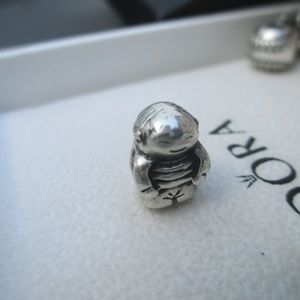 pandora Jewelry - Authentic Pandora Boy Silver Charm 925 ALE